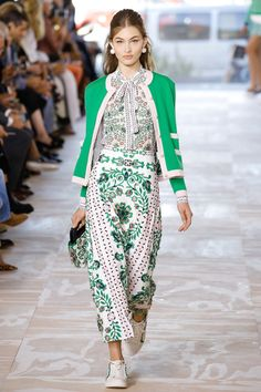 Tory Burch - Spring 2017 Ready-to-Wear