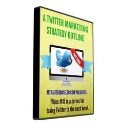 Constantly provide value in your Twitter marketing strategy. If you can do this while building your brand you can become a successful Twitter pro.