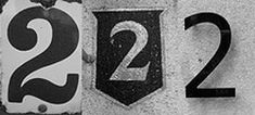 The Meaning of 222 - A sign of confirmation and a call to further action along this new/current path, often requiring you to consider other people. A step beyond, or a transition away from, the ego of 1 into the realm of relationships.