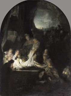 ART & ARTISTS: Rembrandt – part 5