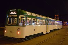 Light Rail, Blackpool, Old Cars, Transportation, Old Things, Tours, Trucks, Antique Cars