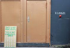 by AnneLiWest|Berlin# FAHRBEREITSCHAFT