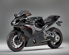 World's most expensive super sport bike. MV Agusta F4CC: $120,000.00