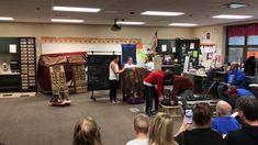 Mount Gilead Middle School Destination Imagination 2017