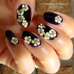 Pretty Nails and Tea: Scented Polish and Pretty Pressed Flowers Pretty Nail Art, Nail Arts, Natural Nails, Languages, Things To Think About, Diamond Earrings, Nail Polish, Tea, Dark