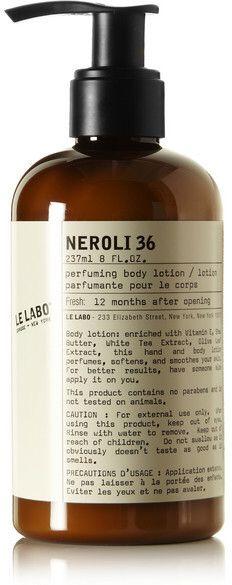 Le Labo - Neroli 36 Body Lotion, 237ml