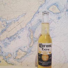 #corona@corona#sailing#sailboat#sail#ocean#vancouverisland#map#beer#island#cruise#travel#drink#booze#waves#wind#water#hoistsail@hellobc by sailingtheoldblue