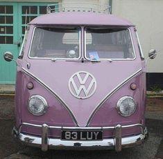 Volkswagen Bus, Volkswagen Transporter, Volkswagen Vintage, Beetles Volkswagen, Vw Vintage, Vw T1, Mercedes Auto, Pretty Cars, Cute Cars