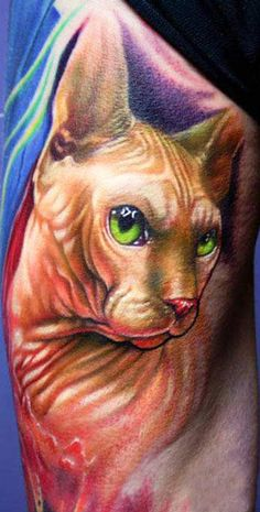 Tattoo Artist - Paul Acker | www.worldtattoogallery.com/tattoo_artist/paul_acker