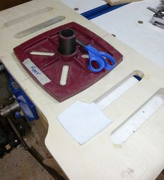 My Garage/Work Shop Makeover #14: New Drill Press Table