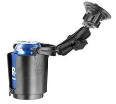 RAM Mount Drink Cup Holder w/Suction Base