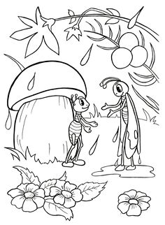 disney antz coloring - Bing Images | Coloring pages, Coloring ... | 322x236