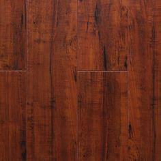 Laminate Flooring - Citrus Amber