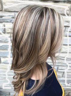 Cool icy ashy blonde balayage highlights For spring and Summer 2017