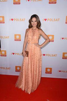 PAULINKA  SYKUT - prezenterka TV .