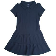 French Toast(R) School Uniform Polo Dress from JCPenney on Catalog Spree, my personal digital mall.