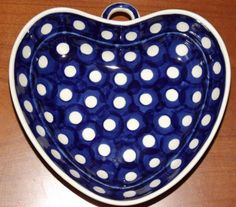 Heart Shaped Salad Bowl - don't you just love it!