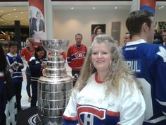 Stanley Cup at CBC