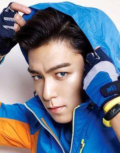 T.O.P | Choi Seung Hyun | 최승현 | Big Bang | D.O.B 4/11/1987 (Scorpio) Seungri, Gd Bigbang, Kpop, Gd & Top, Big Bang Top, G Dragon Top, Top Choi Seung Hyun, Asian Hotties, Jong Suk