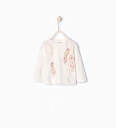 Image 1 of Ballet top from Zara