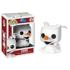 "Zero: ~2.8"" Funko POP! Tim Burton's The Nightmare Before Christmas Vinyl Figure The Nightmare Before Christmas,http://www.amazon.com/dp/B00FP1EIHK/ref=cm_sw_r_pi_dp_818Rsb03A9PGSXW3 #NotABox #UPSHappy"