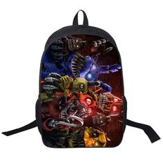 >>>Smart Deals forFive Nights Freddys Backpack For Teen Bonnie Fazbear Foxy Freddy Chica Backpack Boys Girls School Bags Kids Bags Daily BackpacksFive Nights Freddys Backpack For Teen Bonnie Fazbear Foxy Freddy Chica Backpack Boys Girls School Bags Kids Bags Daily BackpacksSmart Deals for...Cleck Hot Deals >>> http://id081372549.cloudns.ditchyourip.com/32661837630.html images