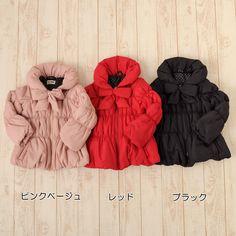 へちまカラー子供ジャケット◇女子用コート【90~140cm3色】【楽天市場】