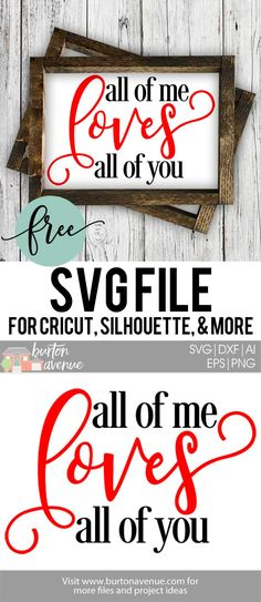 Download this free SVG file for your DIY project. Free SVG files work Cricut and Silhouette cutters.