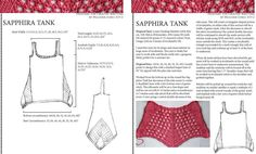 How Do Knitting Magazines Come Together? The Submission Process: 1. Sketch