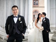 boutonniere, groom #fleurtaciousdesigns -Elario Photography