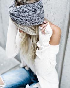 Prep Cable Knit Headband
