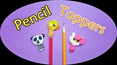 Step by step instruction Rainbow Loom Charms Flappy Bird Pencil Topper Tutorial / Design. How to Make a Rainbow Loom, Crazy Loom, or Fun Loom Pencil Topper f. Rainbow Loom Tutorials, Rainbow Loom Patterns, Rainbow Loom Creations, Crazy Loom Bracelets, Rainbow Loom Bracelets, Loom Love, Fun Loom, Diy Projects To Try, Crafts To Do