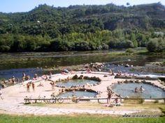#Ourense, capital Termal. #Balnearios y pozas con aguas medicinales de uso gratuito