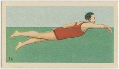 how to swim (via @swissmiss)