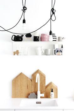 Meer dan 1000 idee n over scandinavische stijl op pinterest zweedse stijl kantoor aan huis - Deco stijl chalet ...