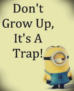 Funny minions pics with captions (02:28:53 PM, Thursday 09, July 2015 PDT) – 10 pics