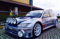 Peugeot 106, Saab 9 3, Tuner Cars, Rally Car, Sport, Cars And Motorcycles, Race Cars, Porsche, Automobile