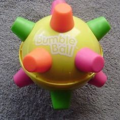Bumble ball. grew up in the 90's you know you loved this!!