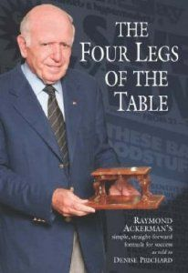 The Four Legs of the Table by Raymond & Prichard, Denise Ackerman.