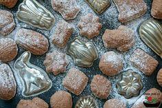 Pohankové pracny (přirozeně bezlepkové) | Jíme rádi Christmas Sweets, Christmas Baking, Dairy Free Recipes, Gluten Free, Graham Crackers, Free Food, Cookie Recipes, Food And Drink, Ice Cream