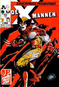 X-Mannen #66 Psylocke