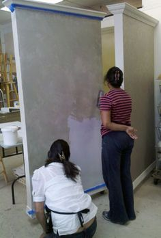 Proceed Class at Dundean Studios  -- : Applying Metallic Texture In Proceed Workshop