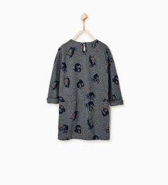 Image 2 of Squirrels dress from Zara