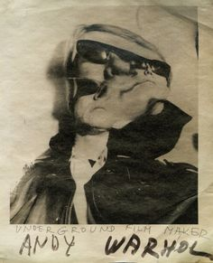 Portrait of artist Andy Warhol, United States, photograph by Weegee (Arthur Fellig). Andy Warhol Photography, Weegee Photography, Underground Film, Pop Art Movement, American Artists, Great Artists, Illustration, Street Art, Artsy