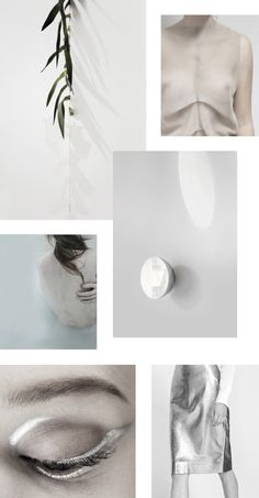 Love the overlapping WITH the white space. The combo is key for me!!