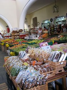 The Kos Island, Greece- Town Market-from the farm to your home  http://www.discoveringkos.com/