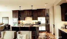 Gorgeous Kitchen by Brooklyn Berry Designs #kitchen