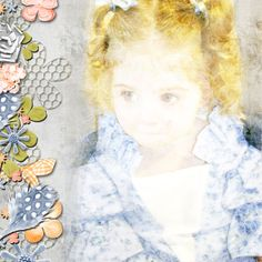 A picture of my daughter.  Kit used:  Jessica Art Designs' Fruity Flowers available at  http://scrapfromfrance.fr/shop/index.php?main_page=product_info&cPath=88_262&products_id=9551&zenid=32ff797455636cd77ec9f2cdb993ec62