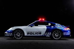 A Porsche 911 Carrera is the newest addition to the police fleet in New South Wales, Australia, where it will be used for public relations. Porsche 911, Police Duty, Carl Benz, Police Lights, Police Patrol, Car Badges, Ferdinand Porsche, Emergency Vehicles, Police Vehicles