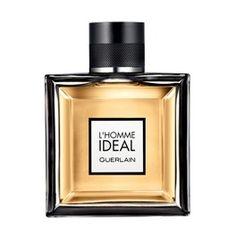 """""""El hombre ideal es un mito. Su fragancia, una realidad."""" L´Homme Ideal de Guerlain es  audaz y lujosa, y destaca por su gran fijación."""